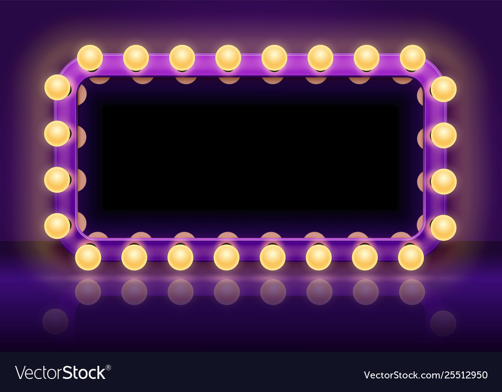 Makeup Mirror Table Backstage Mirrors Lights