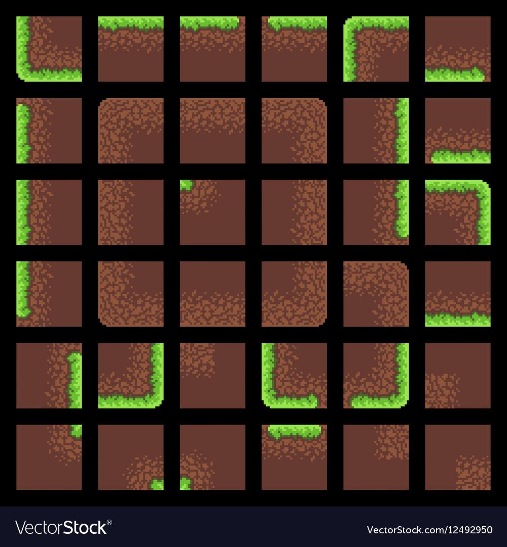 Pixel Art Tiles