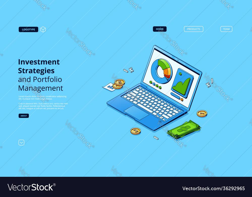 Investment strategies and portfolio management