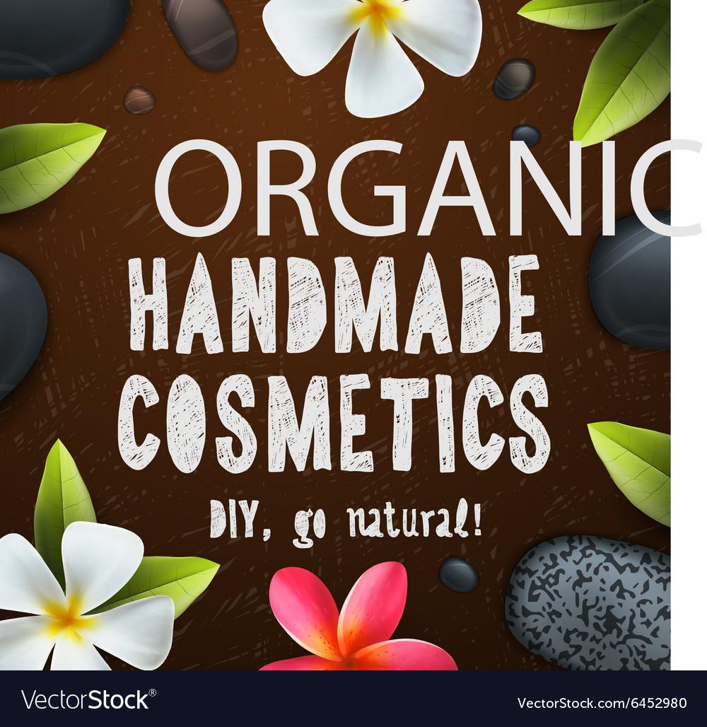 Handmade organic cosmetics