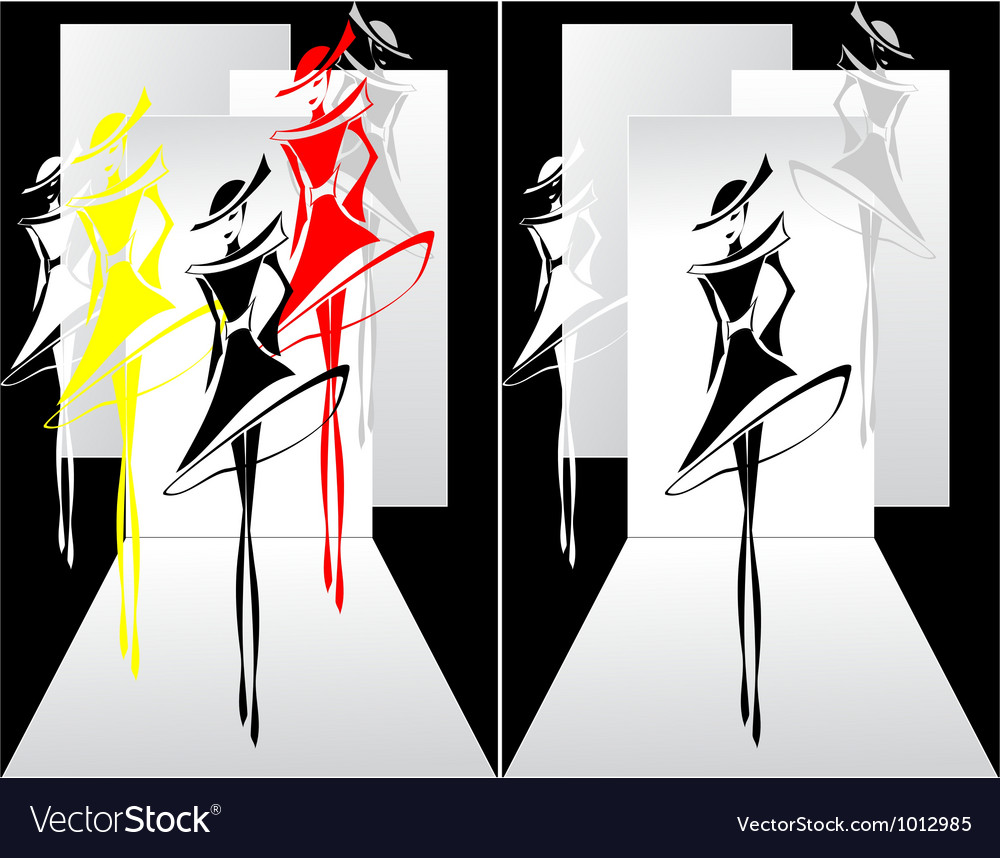 Set Fashion show