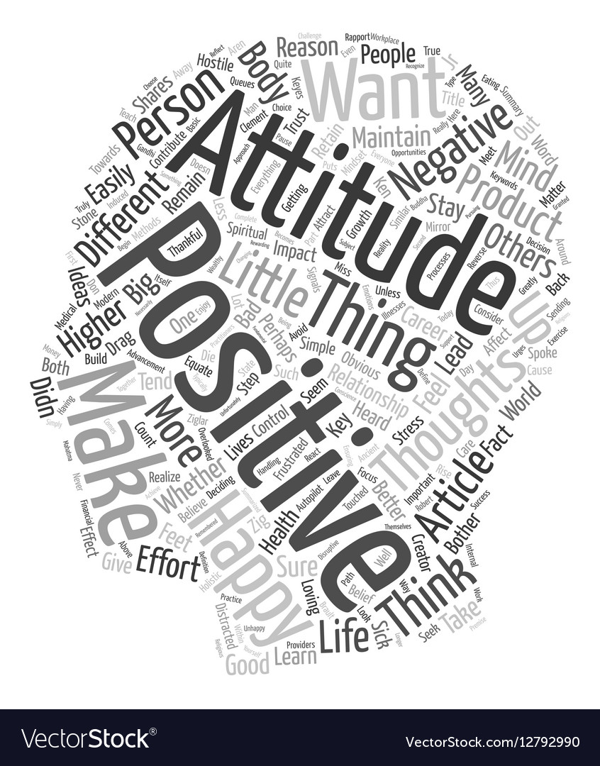 Reasons To Stay Positive text background wordcloud