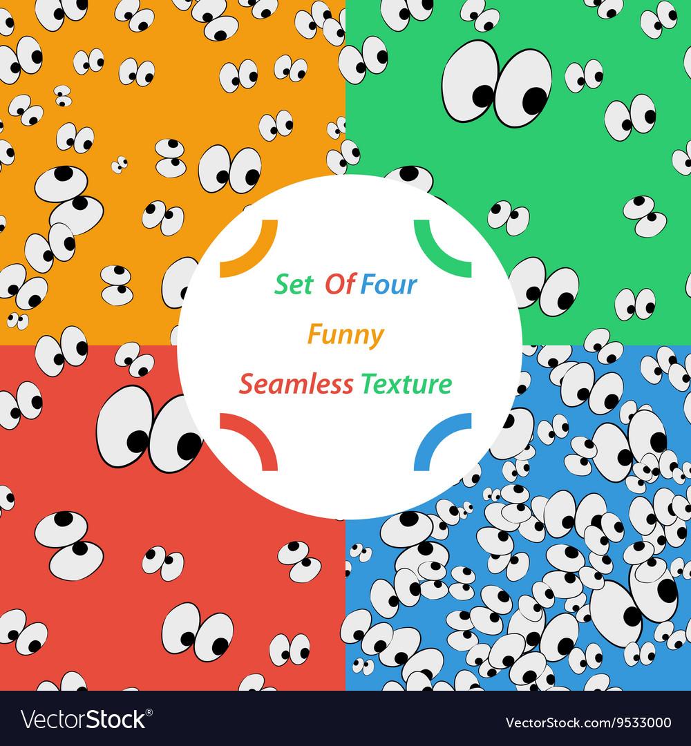 Set of funny pattern