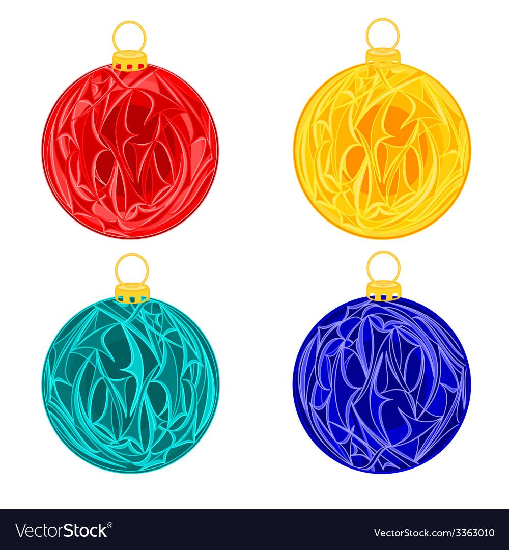 Christmas baubles balls christmas trimmings