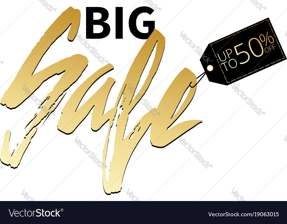 Advertising banner for autumn sales for posting on
