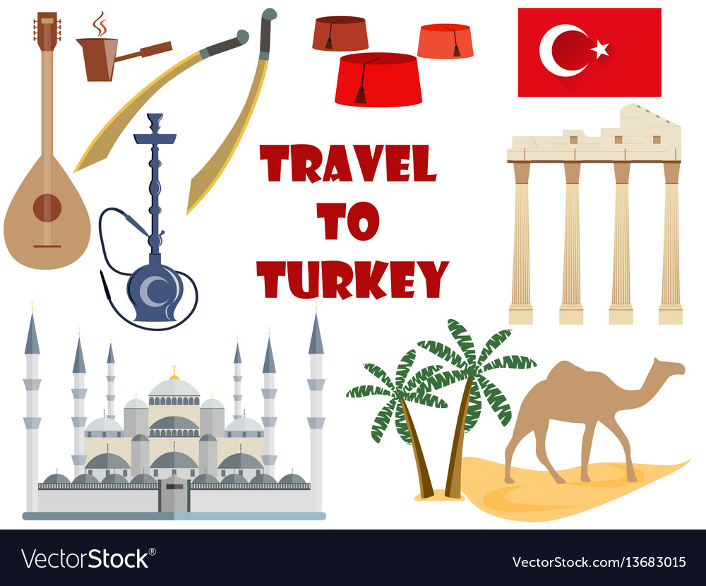 Travel to turkey symbols of turkey tourism