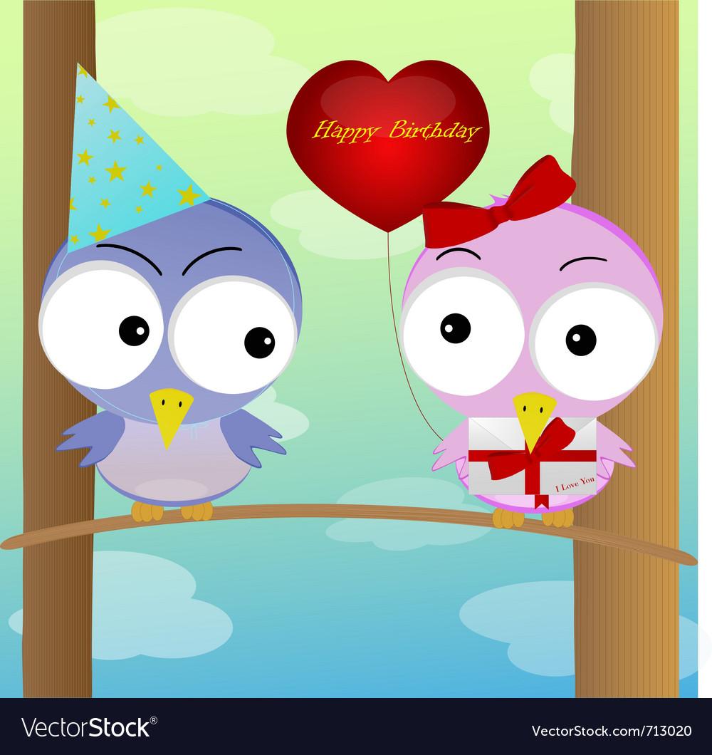 Celebration of birds