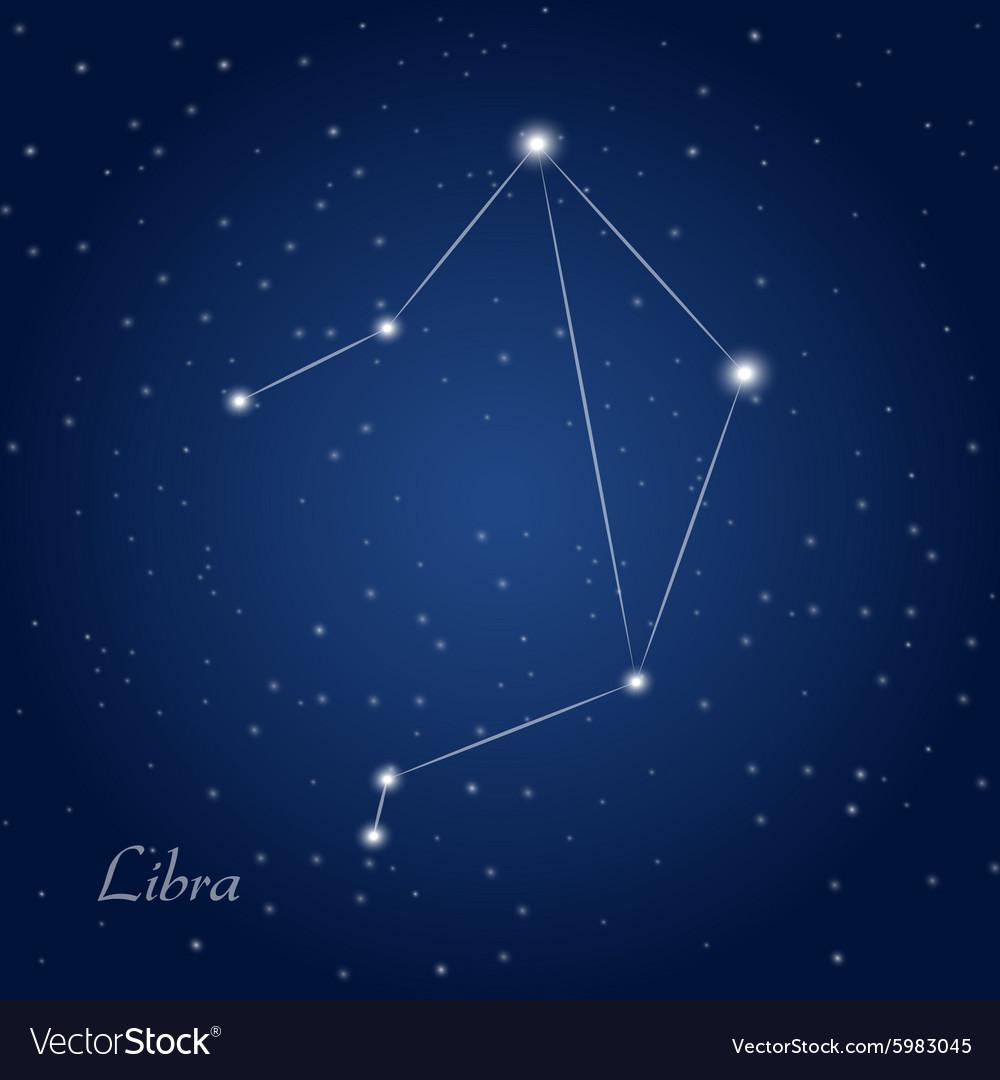 Libra constellation zodiac
