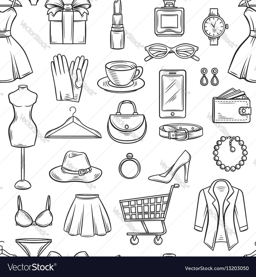Fashion sale background