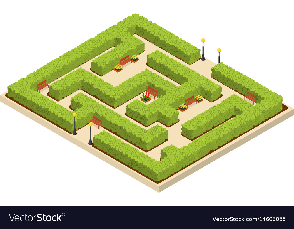Green labyrinth garden isometric view Royalty Free Vector on simple garden designs, 6 path labyrinth designs, water garden designs, spiral designs, indoor labyrinth designs, meditation garden designs, dog park designs, informal herb garden designs, labyrinth backyard designs, school garden designs, greenhouse garden designs, new mexico garden designs, stage garden designs, knockout rose garden designs, rectangular prayer labyrinth designs, finger labyrinth designs, heart labyrinth designs, walking labyrinth designs, christian prayer labyrinth designs, shade garden designs,