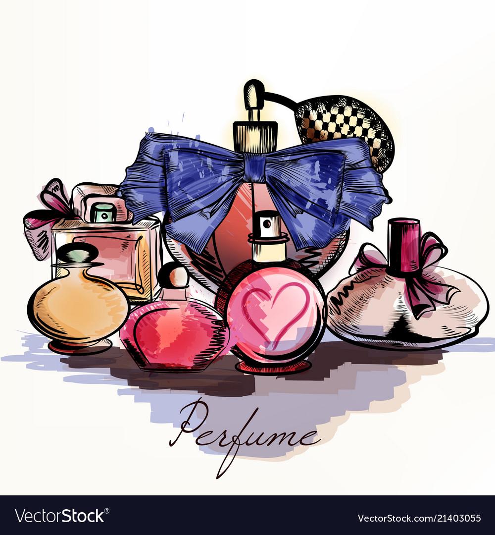 картинки косметики и парфюмерии для аватарки группы акварелью своей страничке политик