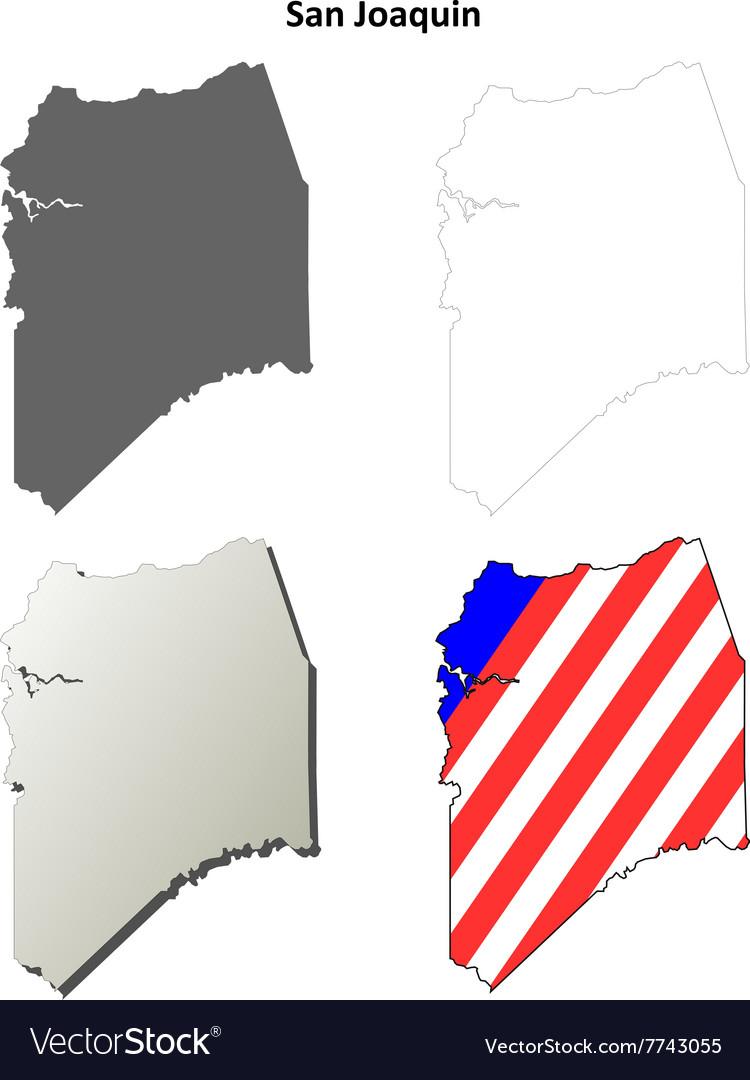 San Joaquin County California outline map set on yolo county map, solano county map, tulare county map, napa county map, shasta county map, merced county map, los angeles county map, fresno county map, calaveras county map, santa cruz county map, stanislaus county map, sonoma county map, sacramento county map, lake county map, contra costa county map, alameda county map, california map, city of stockton map, orange county map, santa clara county map,