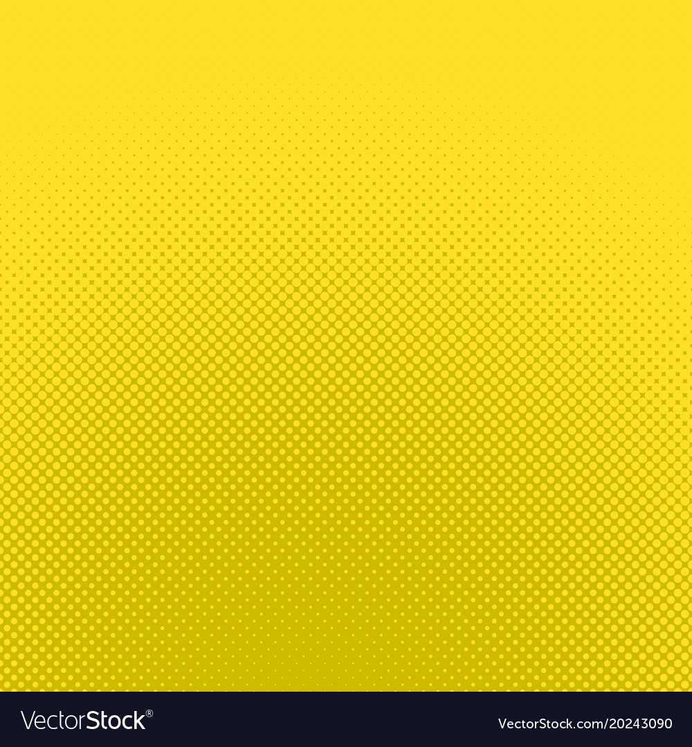 Simple halftone dot background pattern
