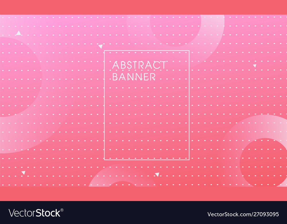 Pink abstract modern minimal trendy background
