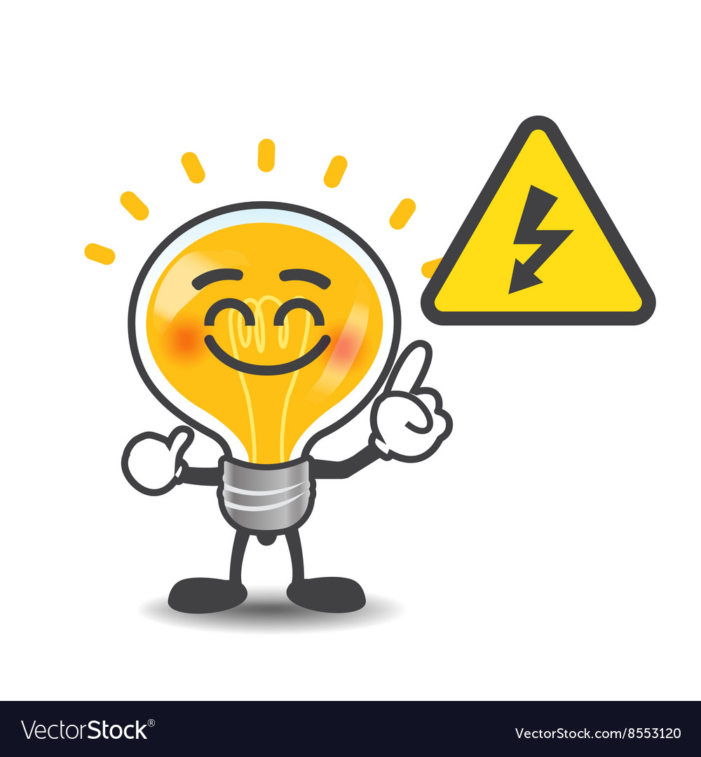 Image result for electricity cartoon