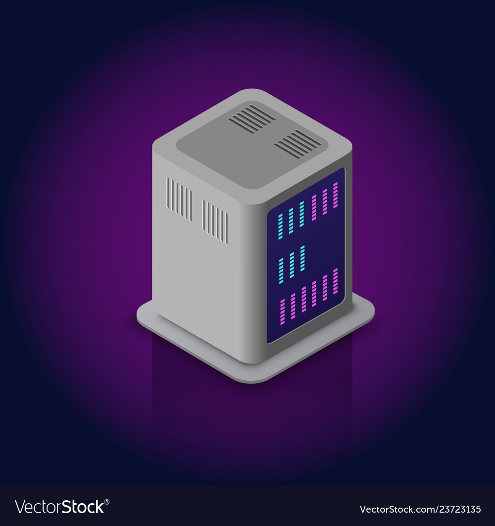 3d server network technology
