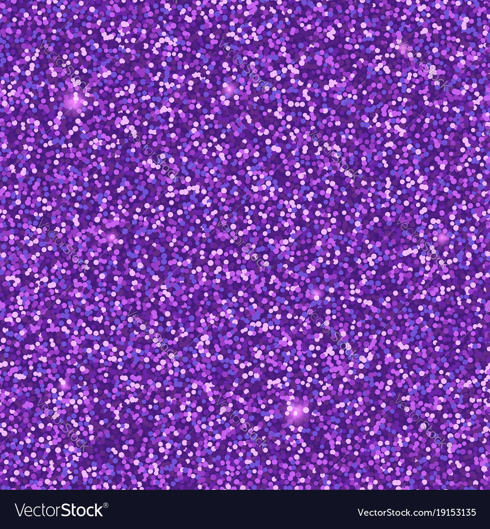 Purple glitter background violet seamless