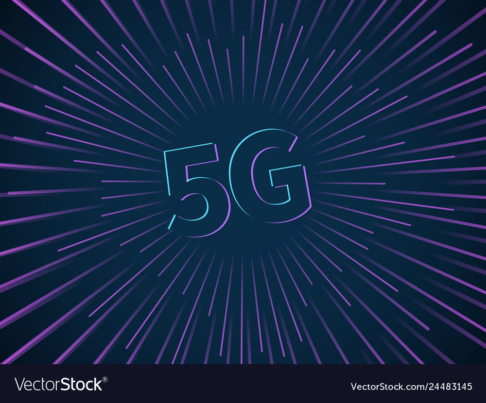 5g connection wireless data transmission