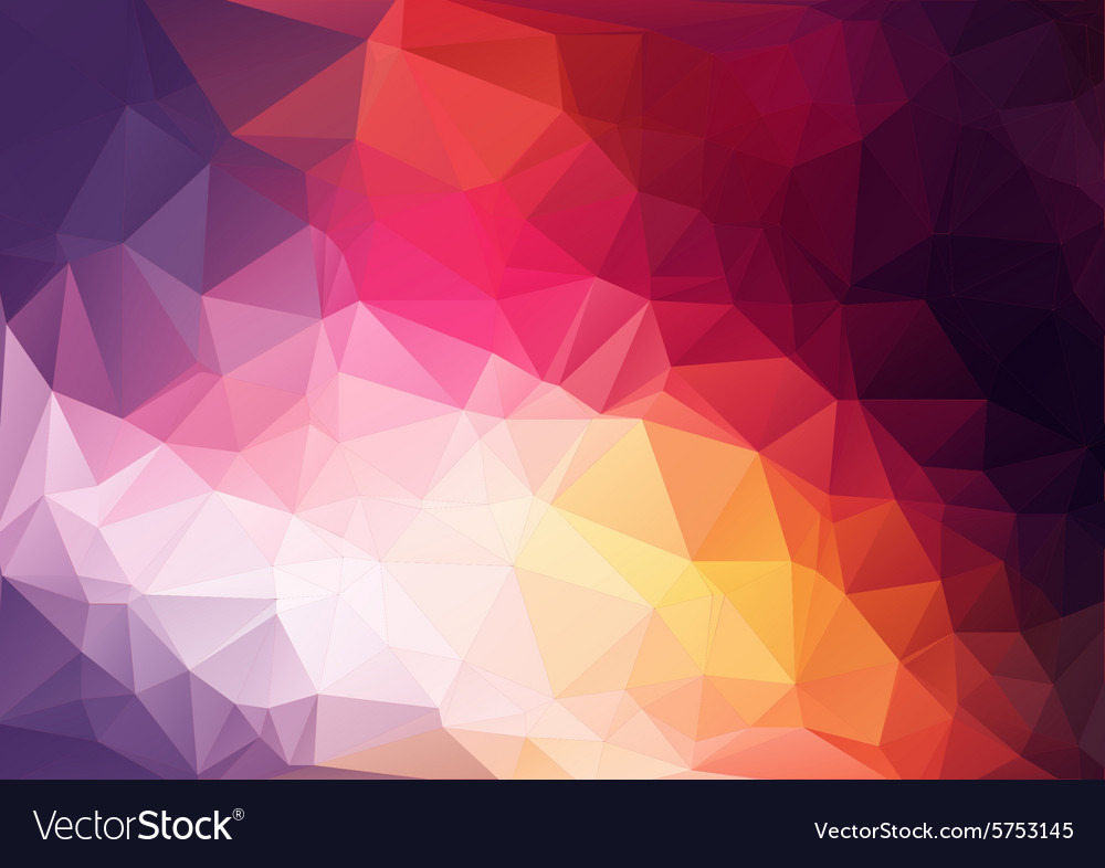 Abstract color Geometric Background for Design
