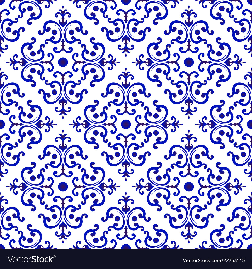 Ceramic Tile Pattern Chinese Style