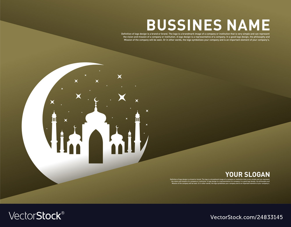 Mosque muslim icon simple background design