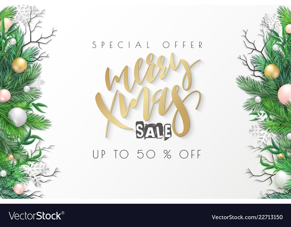 Sale promotion banner