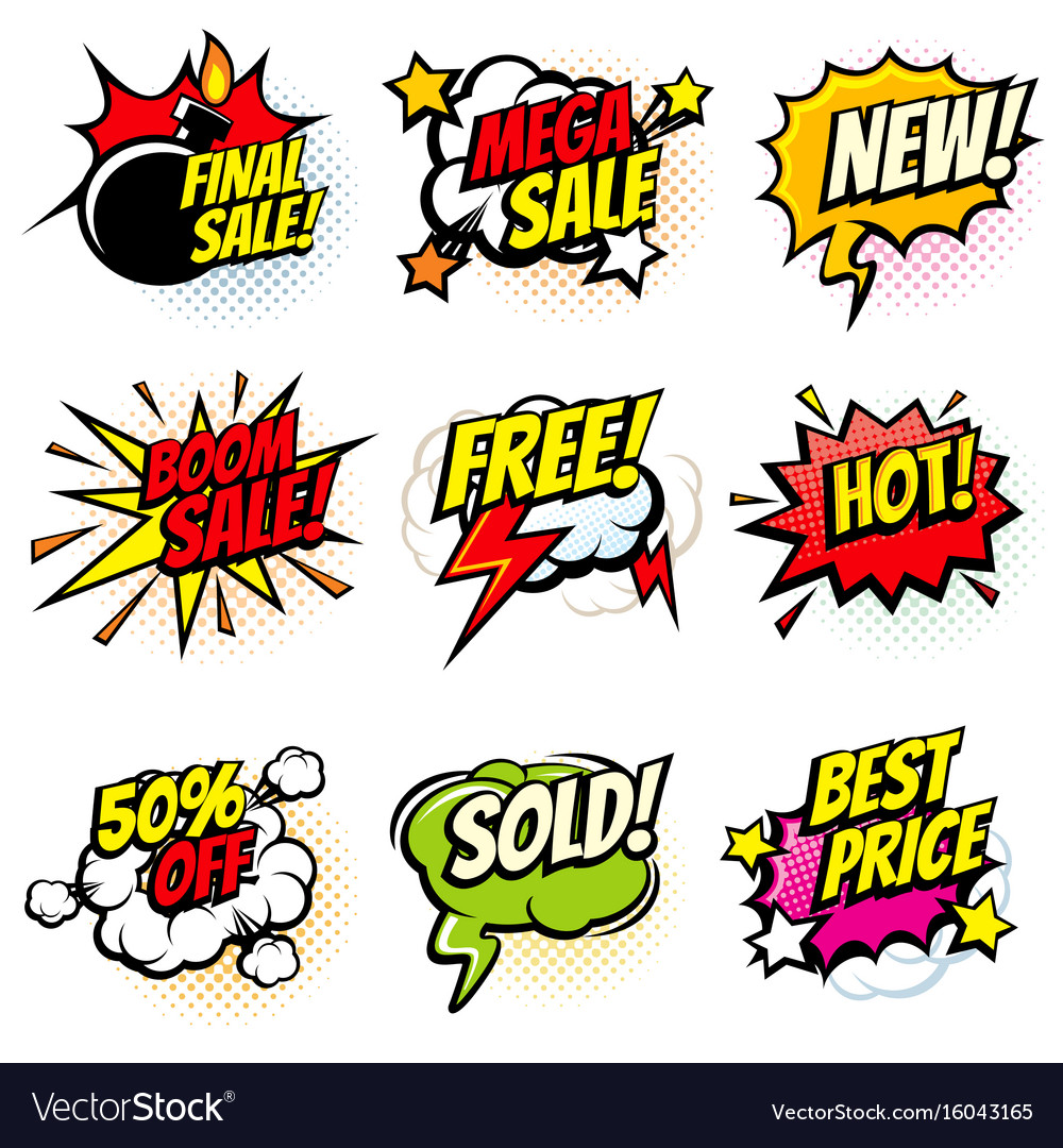Best offer and sale promotional collection