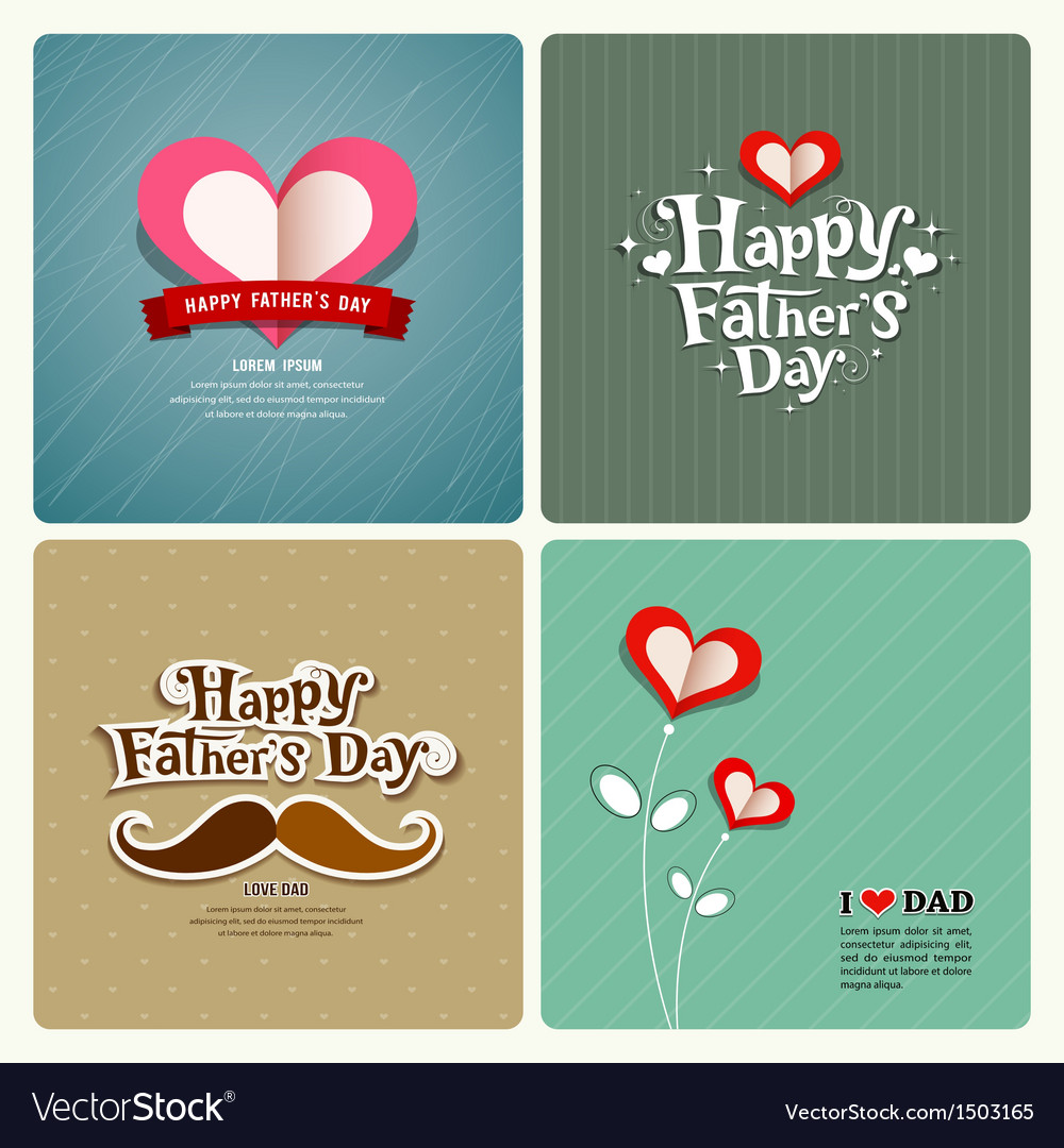 Happy fathers day love dad collections