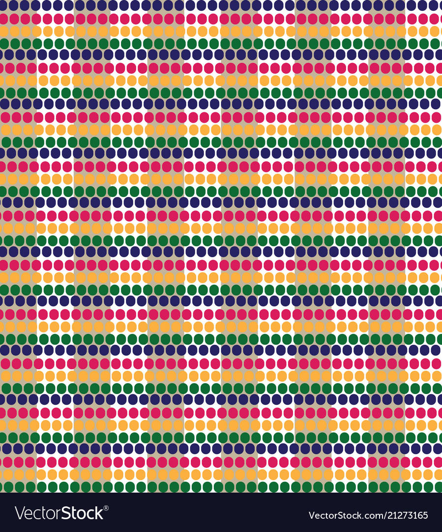 Seamless pattern with small horizontal stripes