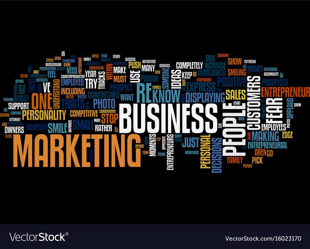 Entrepreneurial traits that drive sales text