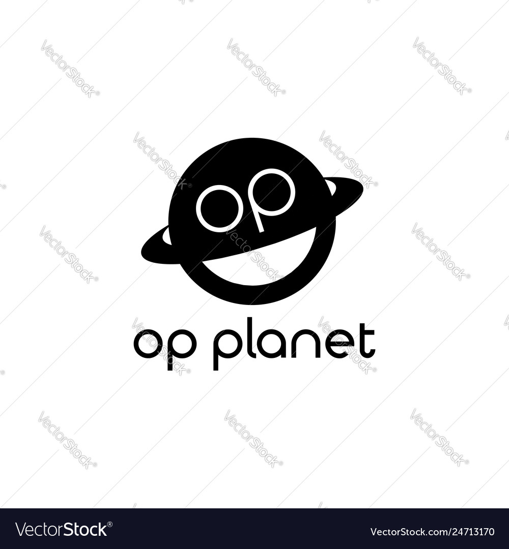 Op planet logo