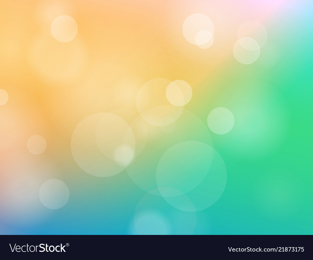 Abstrct color blured background