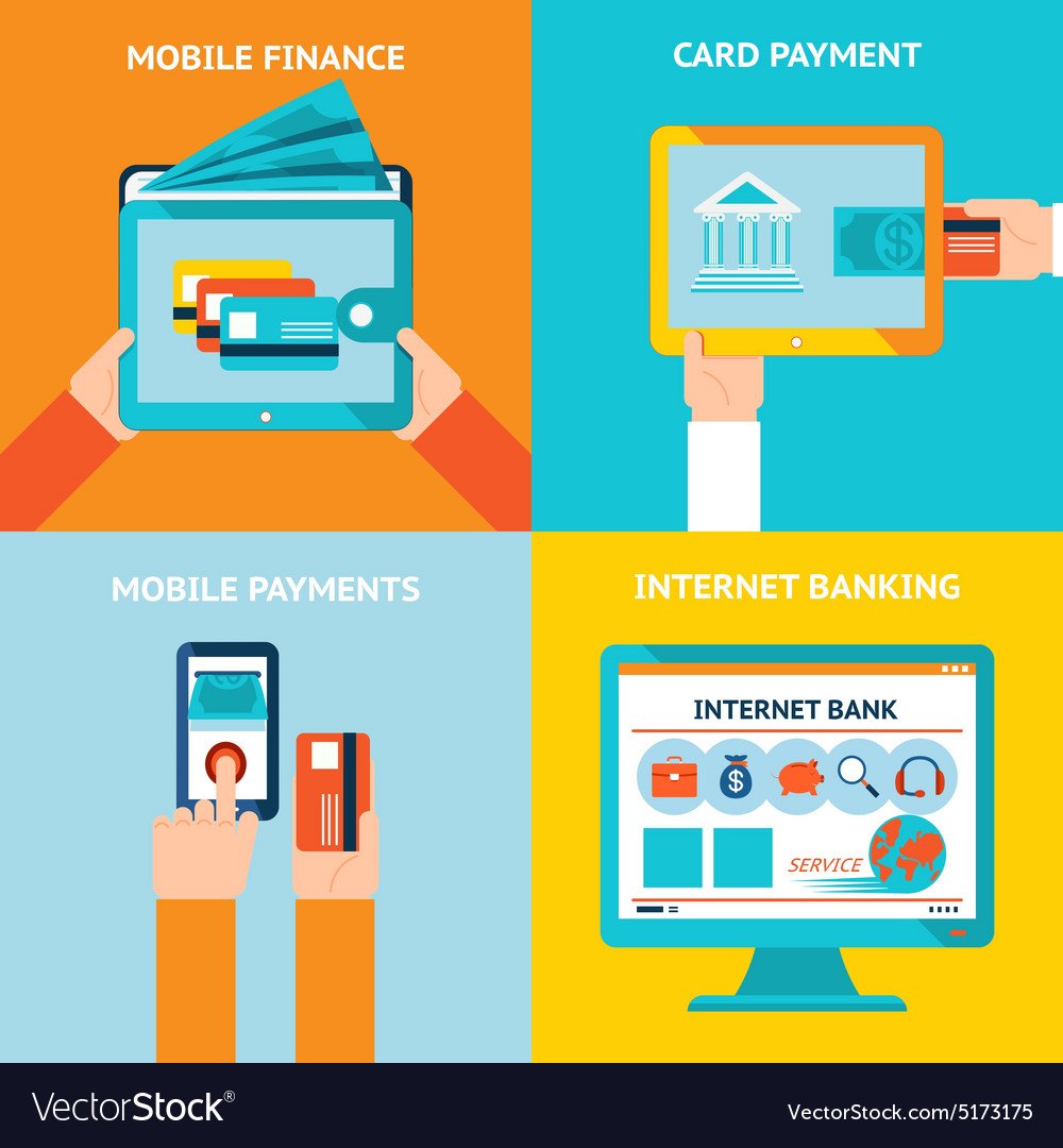 Online and mobile banking