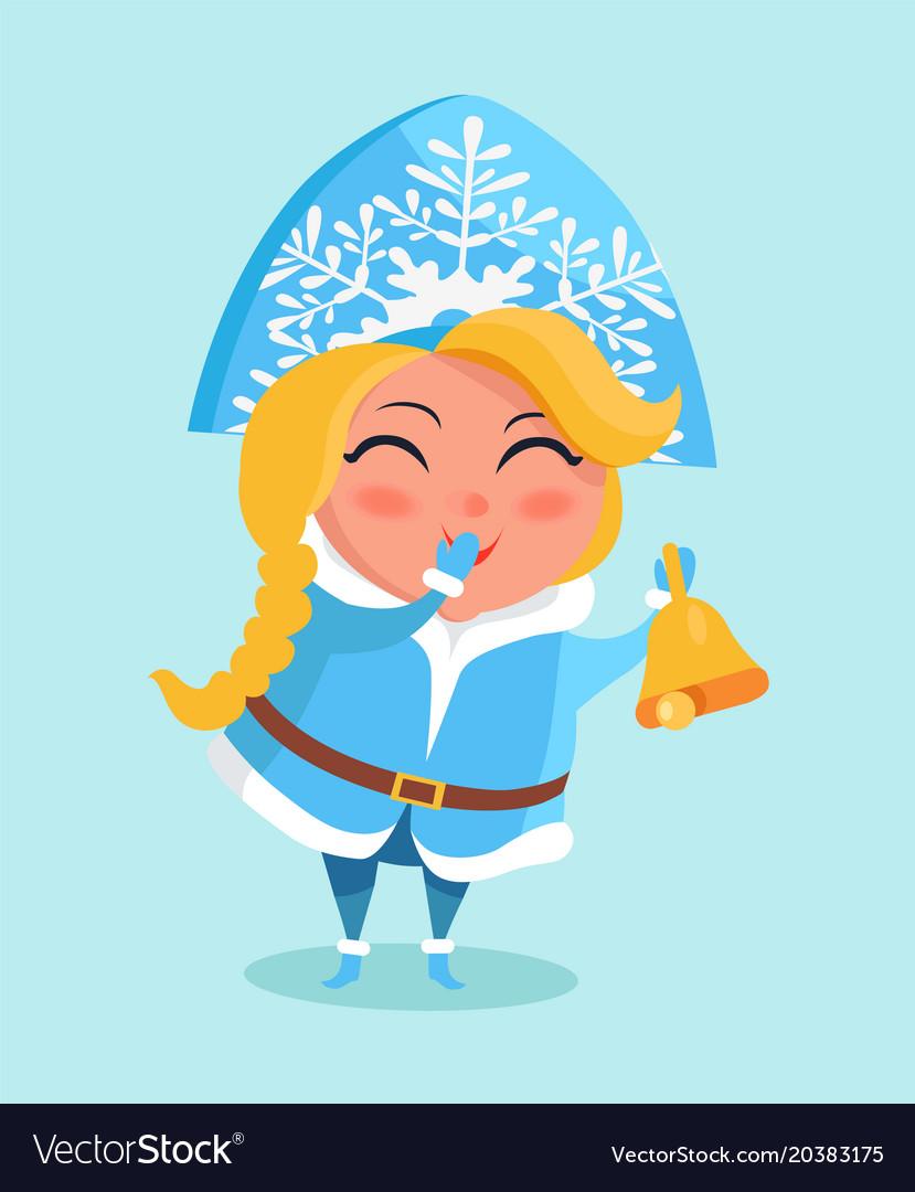 Рисунки смешных снегурочек фотографии