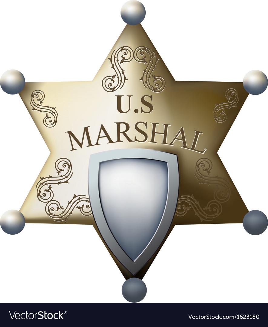 Marshals badge