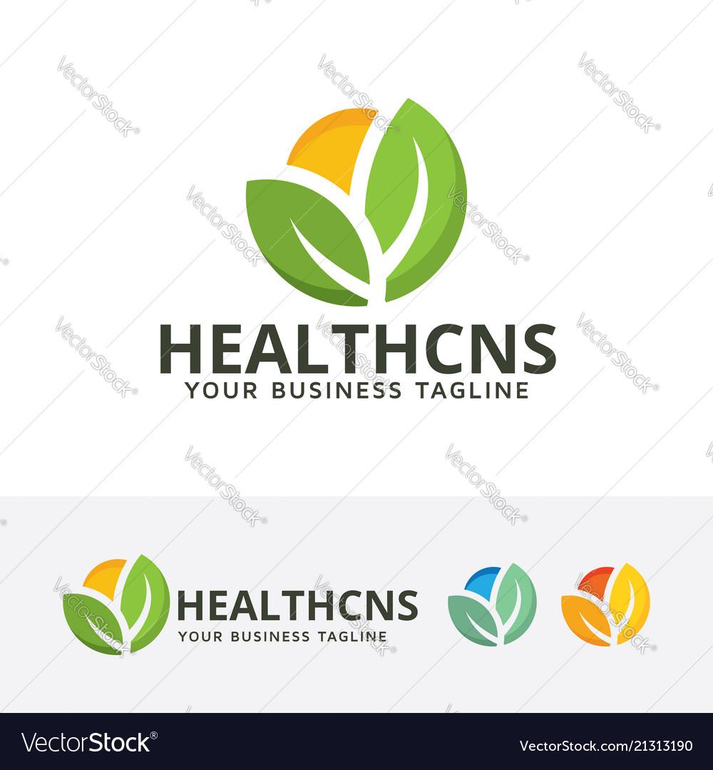 Health consult logo design