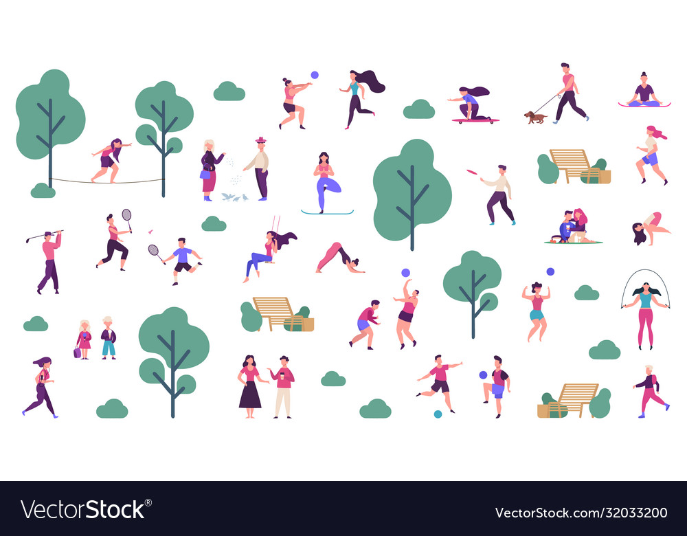 Active outdoor lifestyle people healthy lifestyle
