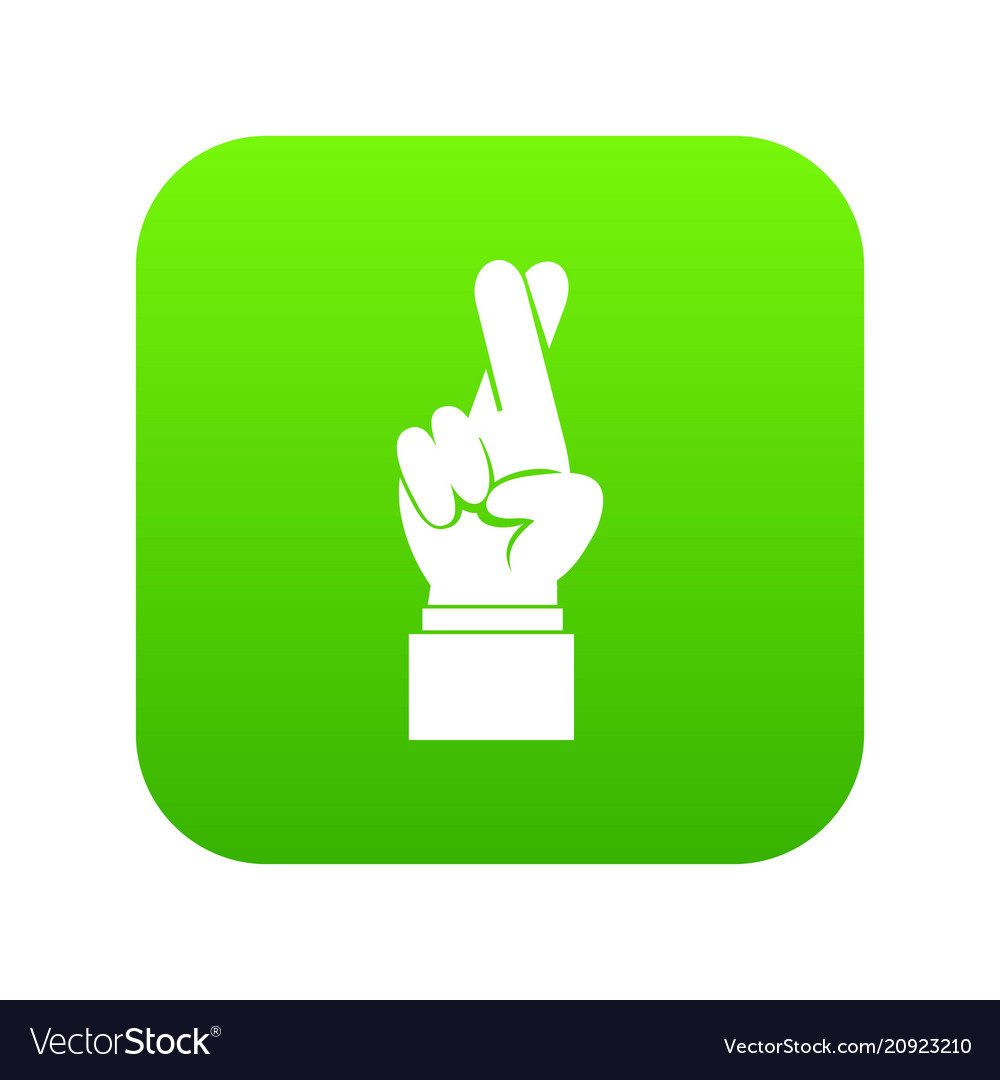 Lie Fingers Vector Images 79