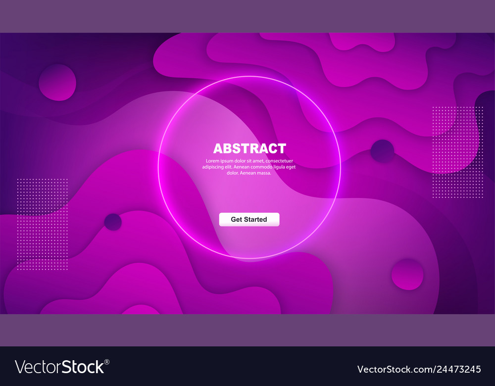 Dynamic gradient abstract background minimal