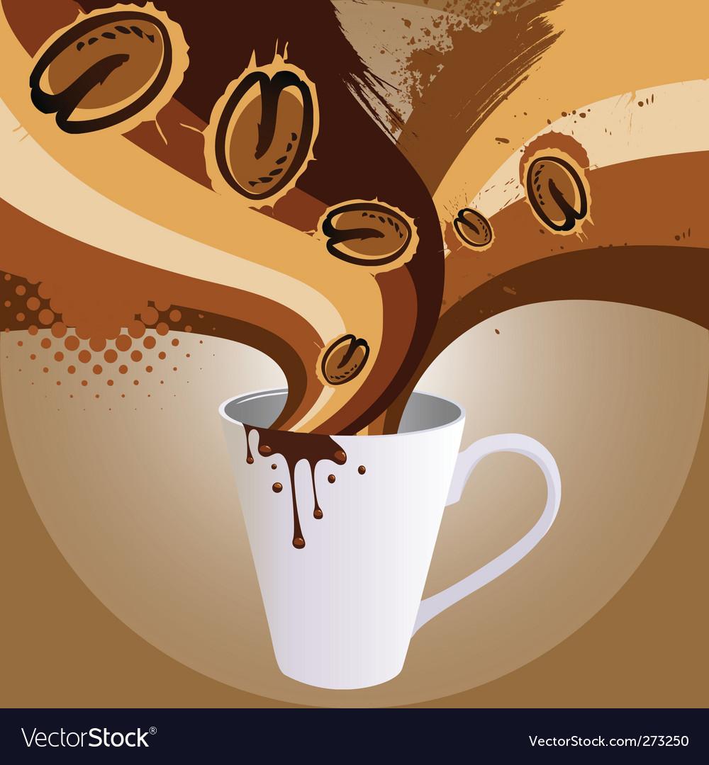 Coffee explosion
