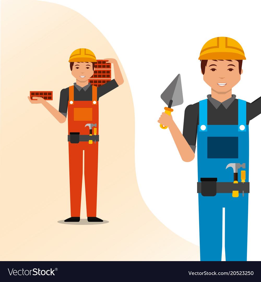 Construction people tools