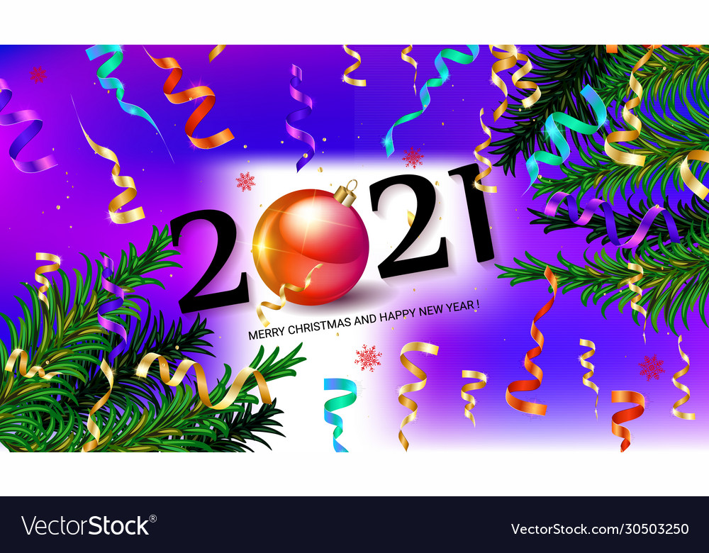 Happy new year to 2021