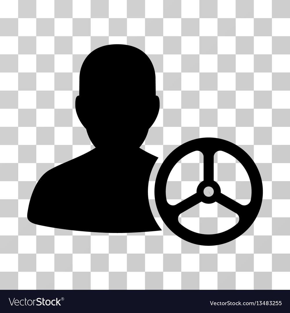 Driver Person Icon