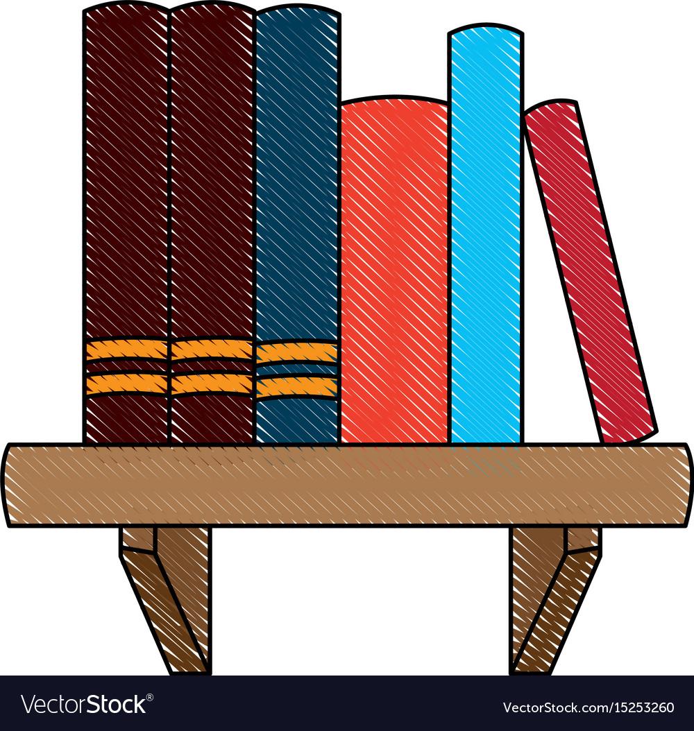 Books shelf literature learn encyclopedia image