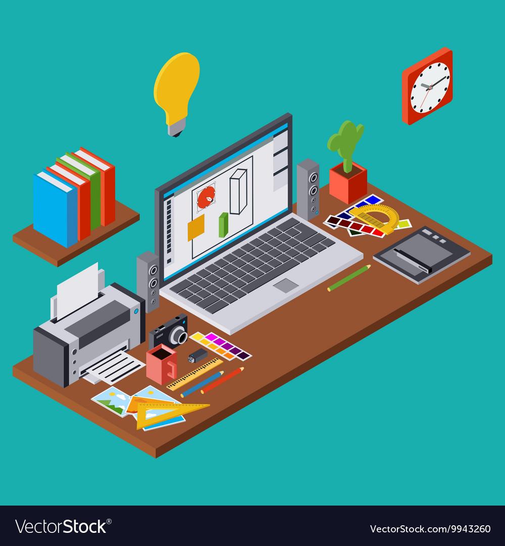 Creative process web design