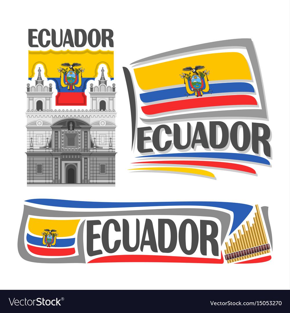 Logo ecuador