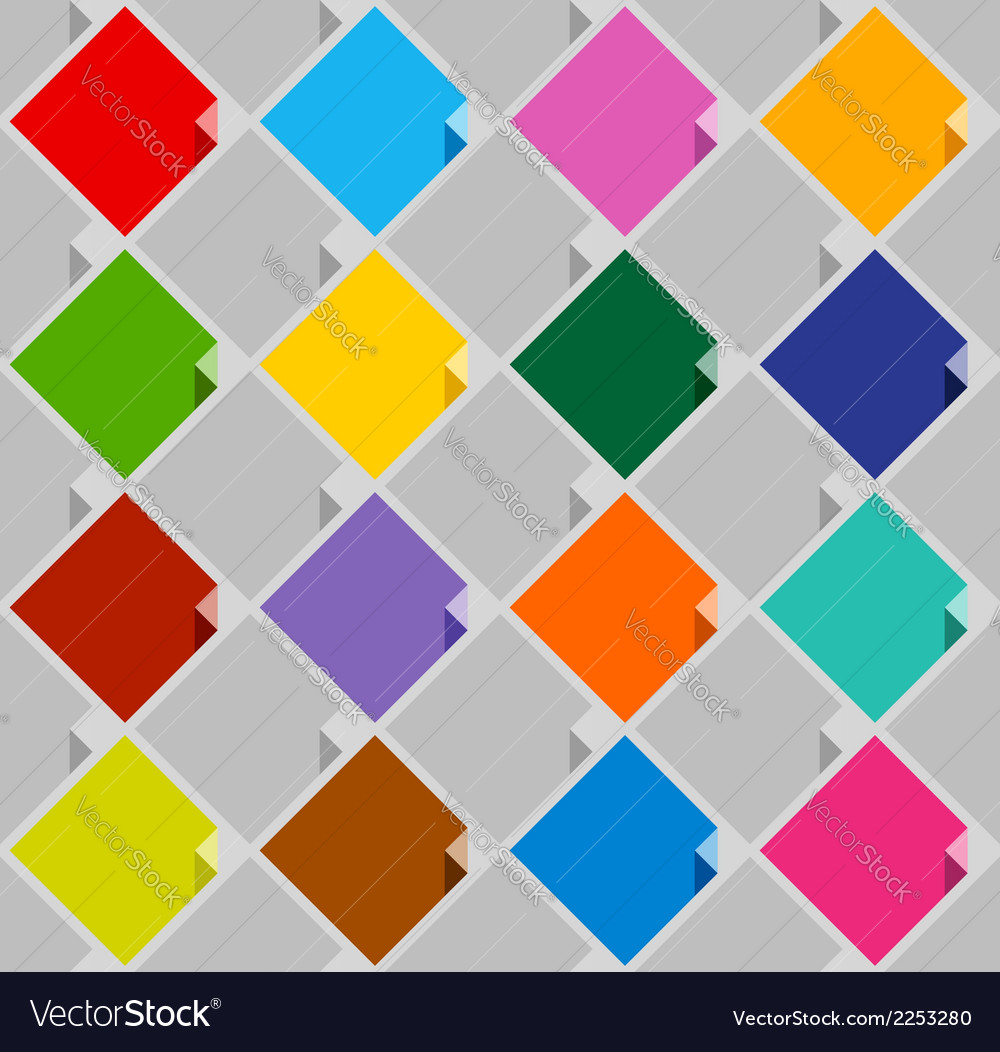 Background from blank squares color