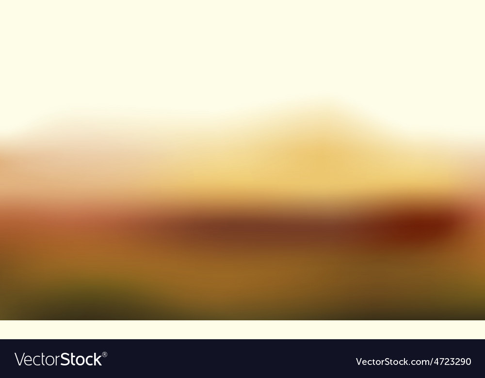 Blurred Abstract Nature Background Rocky Fall