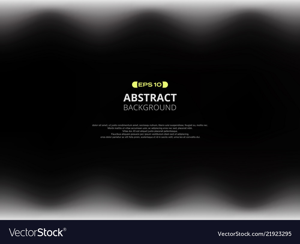 Abstract of black gradient dimension background