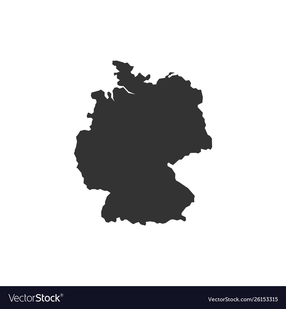 Detailed Map Of Germany.Detailed Map Germany